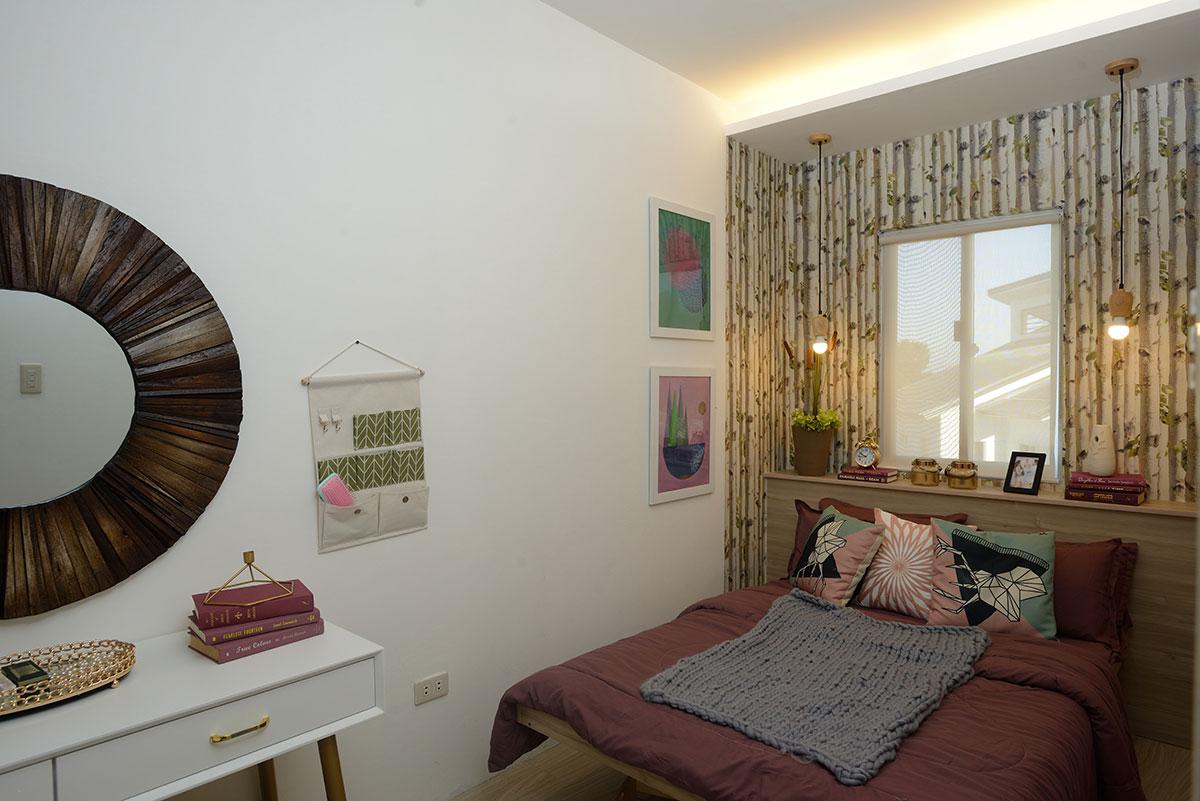 Premium Unit Masters Bedroom