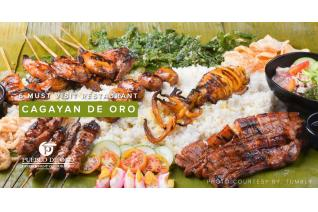 6 Must-Visit Restaurants in Cagayan de Oro