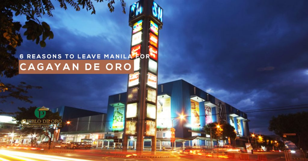 6 Reasons To Leave Manila For Cagayan De Oro