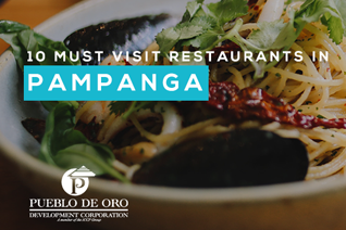 10 Must-Visit Restaurants in Pampanga