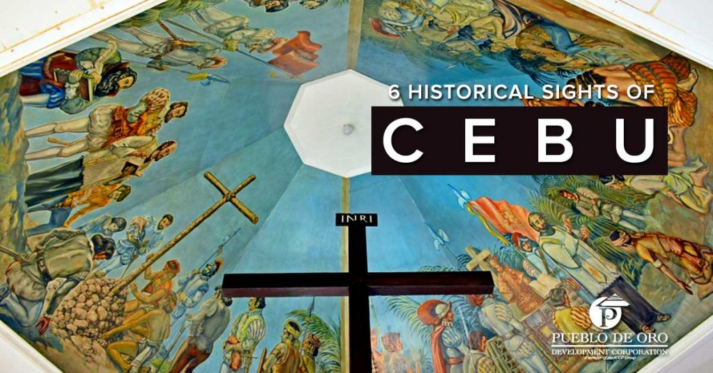 6 Historical Sights of Cebu