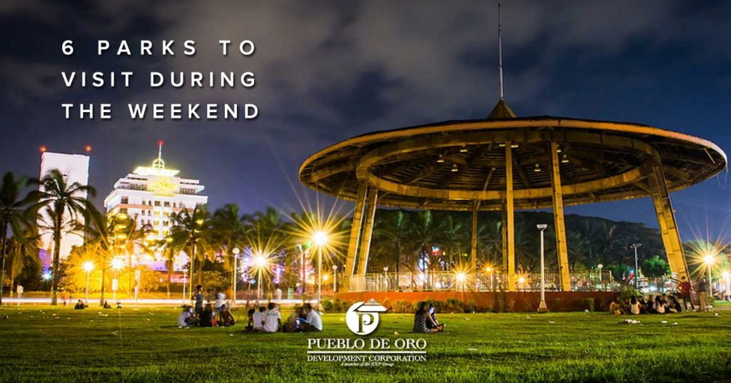 6 Parks to Visit During Weekend