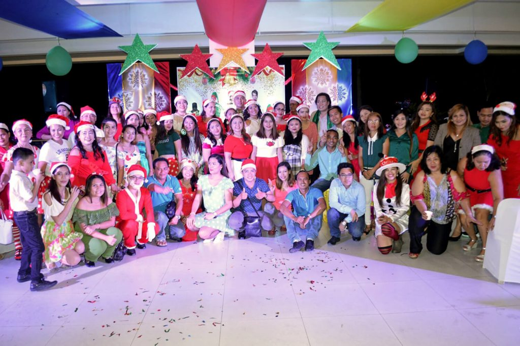 Cebu Christmas Party 1