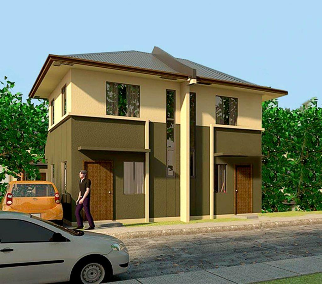 Batangas La Aldea Del Monte Twin Home
