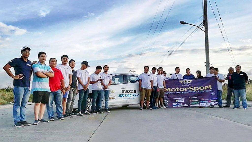 Cdo Motorsport Development Program