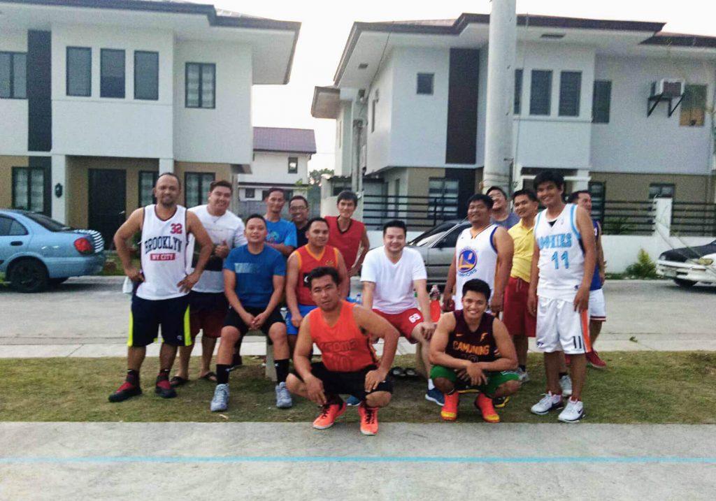 Pampanga Horizon Basketball Court