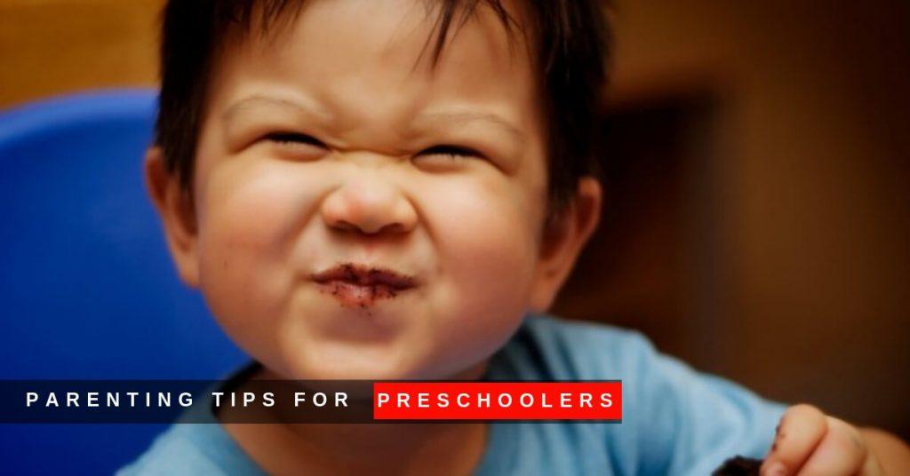 Parenting Tips for Preschoolers