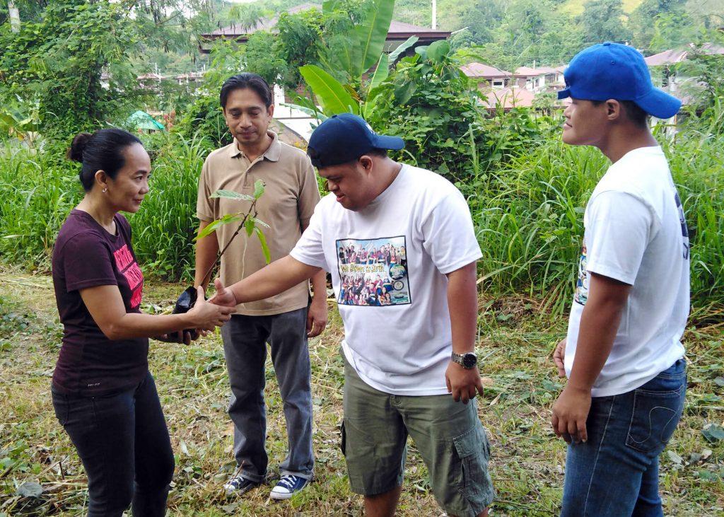 Pueblo Undertakes Tree Planting Activities in Cagayan de Oro