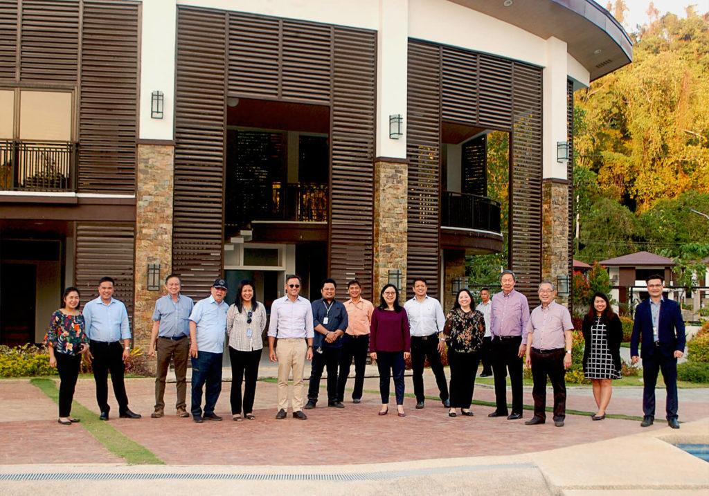Pueblo de Oro Board Visits CDO