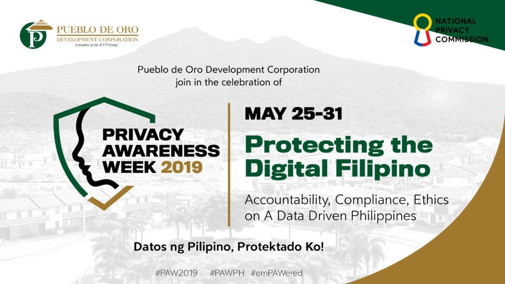 Privacy Awareness Week 2019