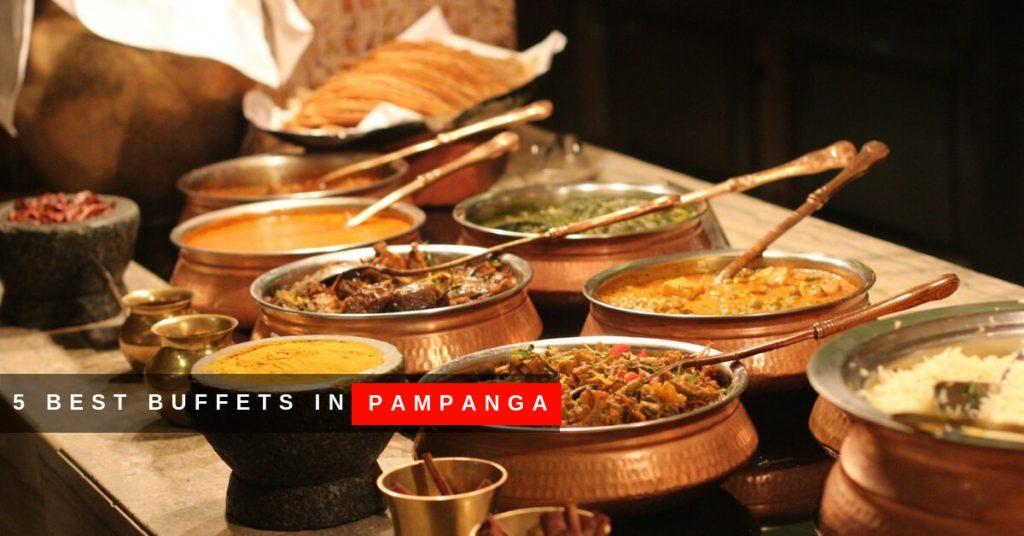 5 Best Buffets in Pampanga
