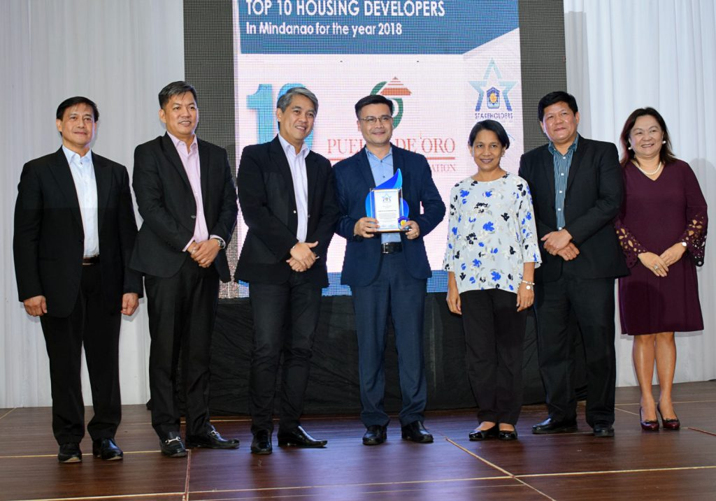Pueblo CDO is Multi-Awarded by Pag-IBIG