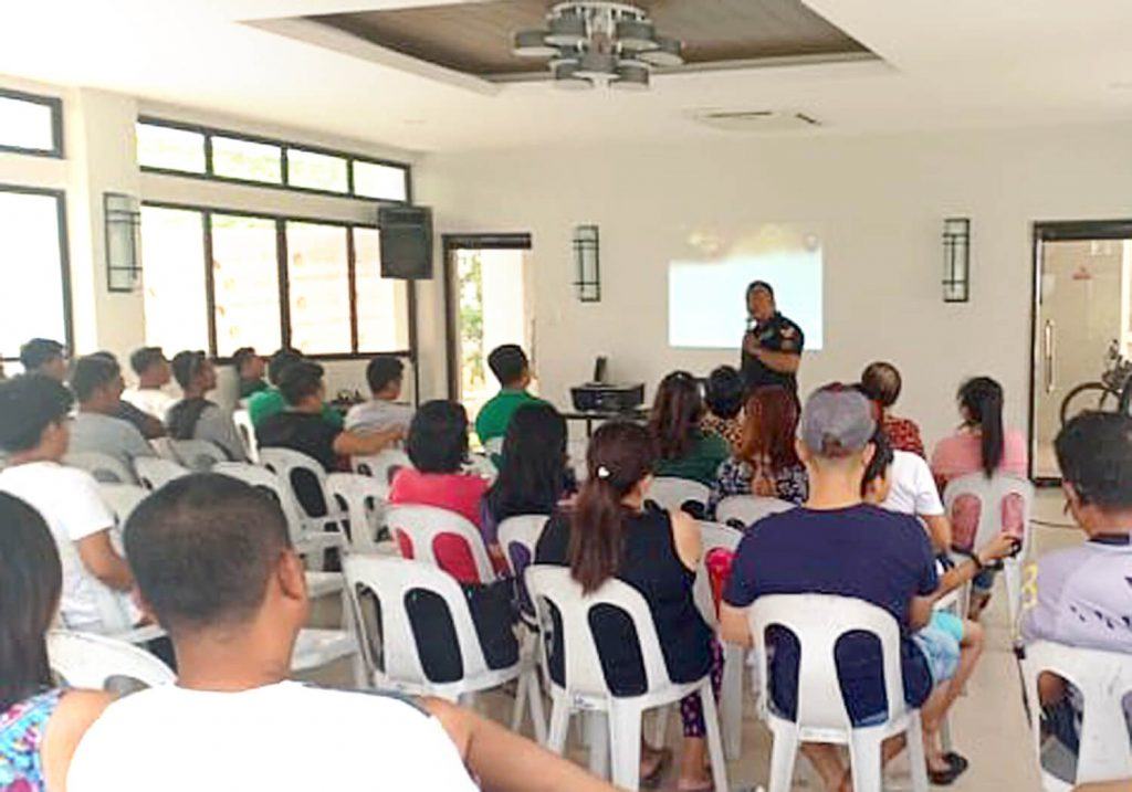 Fire Prevention and Waste Management Seminar