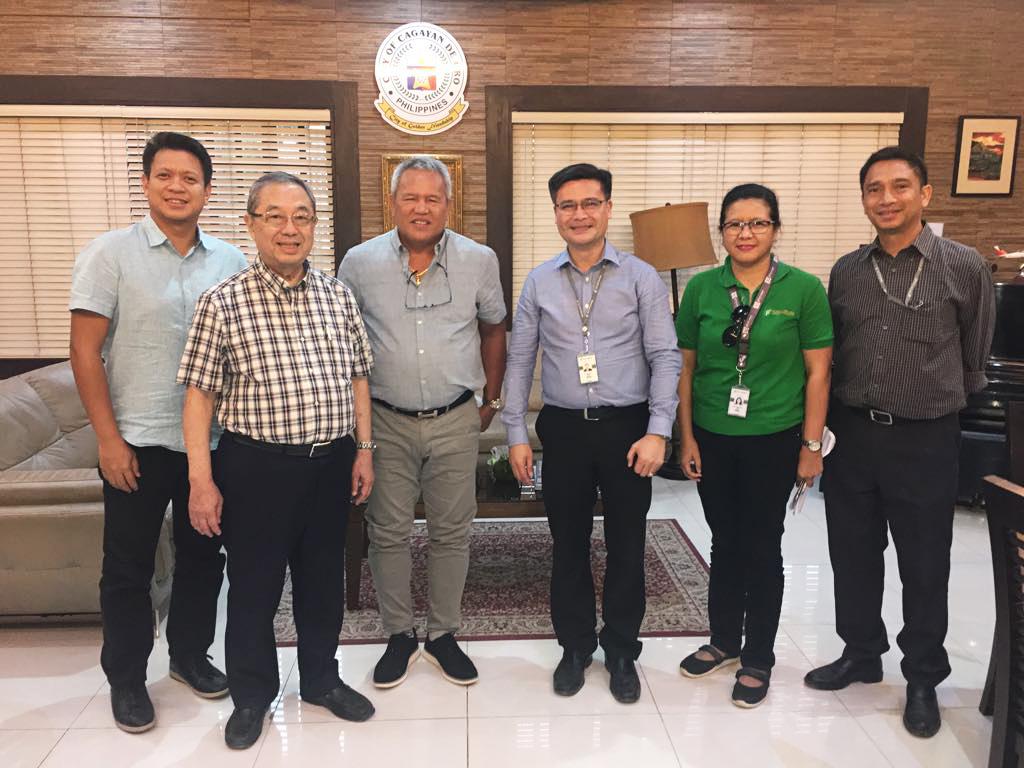 PDO Officers Visit Cagayan de Oro Mayor