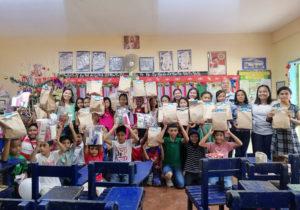 PDO Donates Hygiene Kits to School Kids