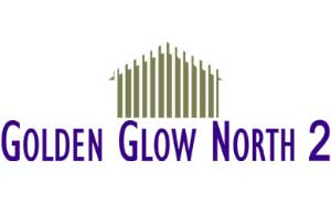 Golden Glow North 2 Logo