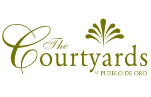 The Courtyards Logo
