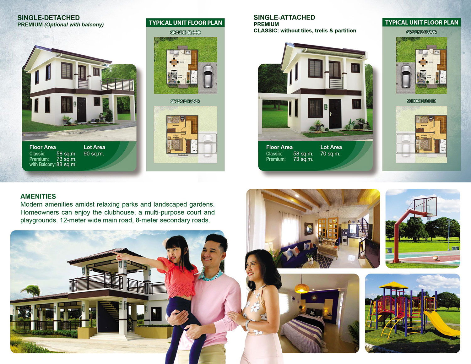 Park Place Pampanga Phase 2 Outer Flyer
