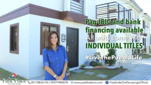 Park Place II San Fernando, Pampanga