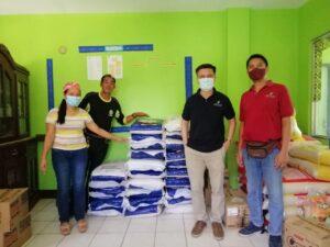 Pueblo de Oro's COVID-19 Bayanihan Efforts