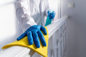 Tips On How To Disinfect Residential Communities