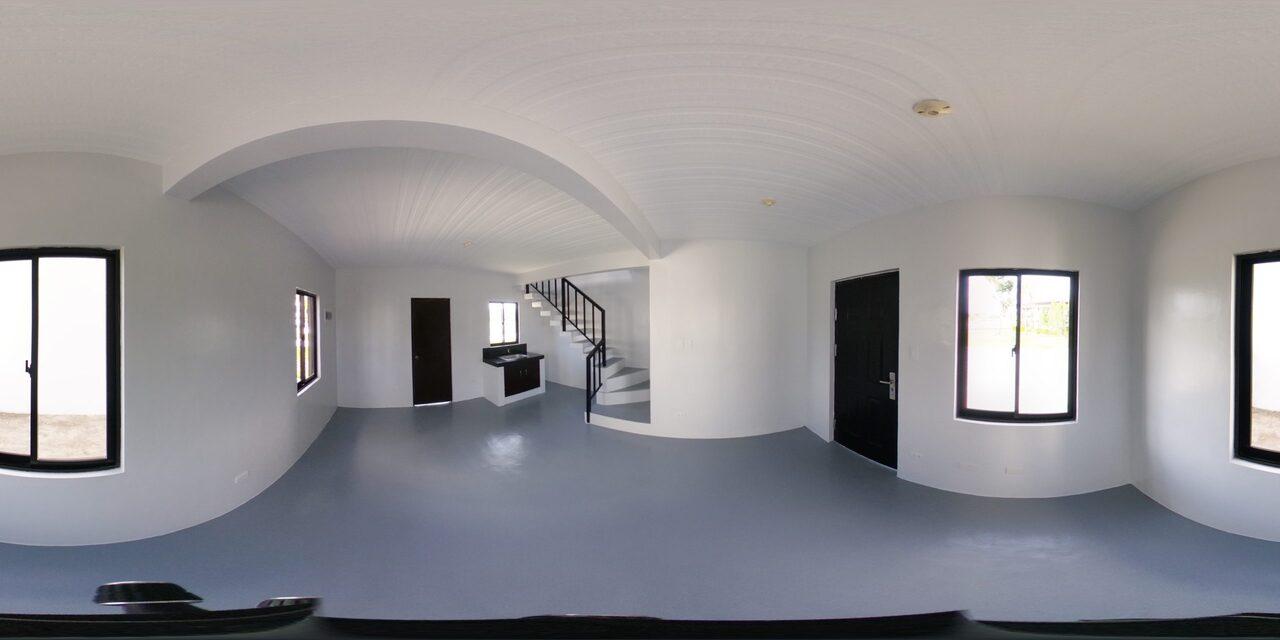 Inside of Park Place II Cebu Homes by Pueblo de Oro