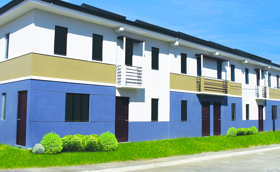 LADM Town Homes
