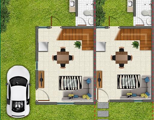 La Aldea Del Mar Cebu Floor Plan Ground