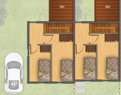 La Aldea Del Mar Cebu Floor Plan Second