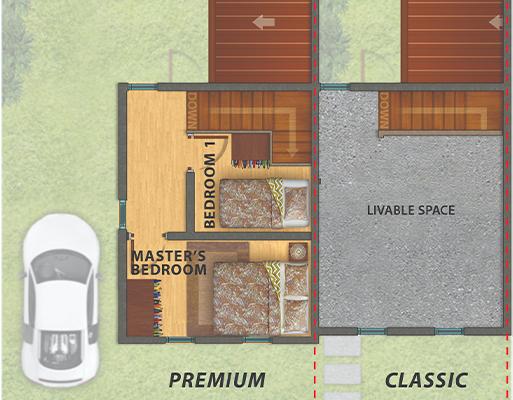 La Aldea Del Monte Floor Plan Right