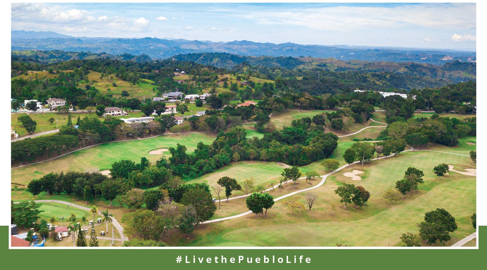 Live Pueblo Life