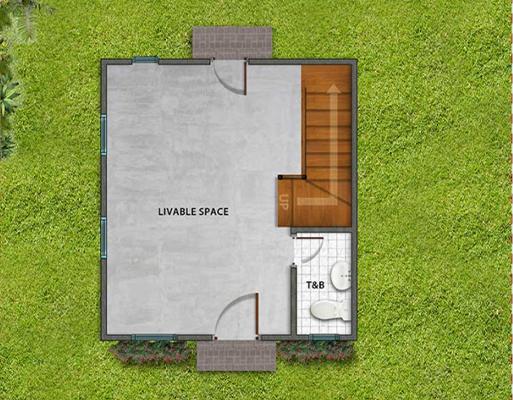 Park Place Pampanga Ph2 Single Detached Floor Plan Ground