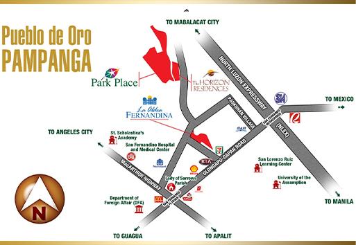 Pdo Pampanga Location