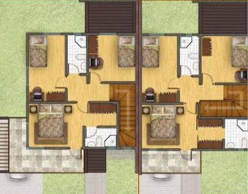 The Grove Cdo Floor Plan Second