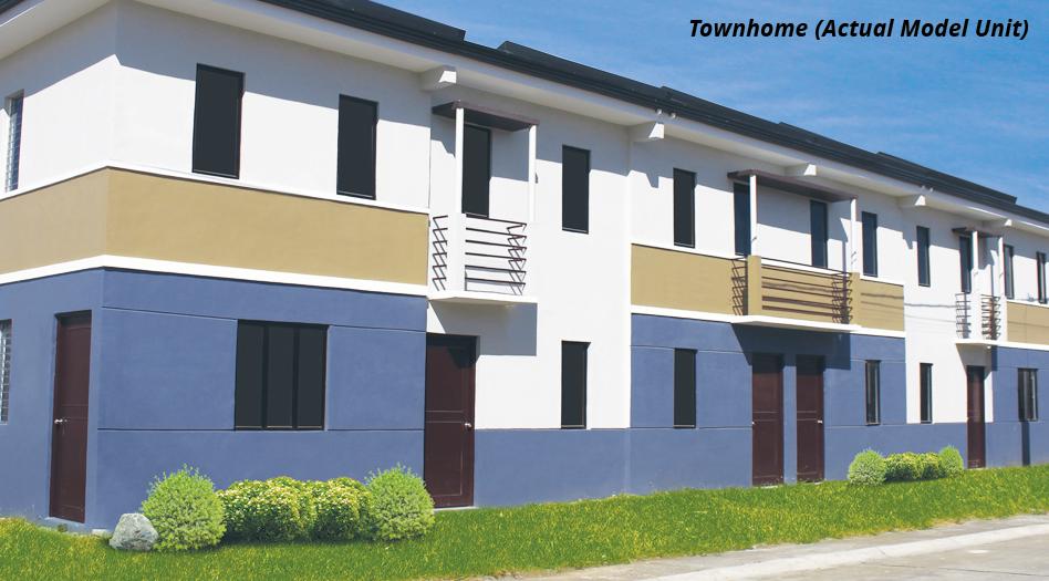 Town Home (Actual Model Unit)