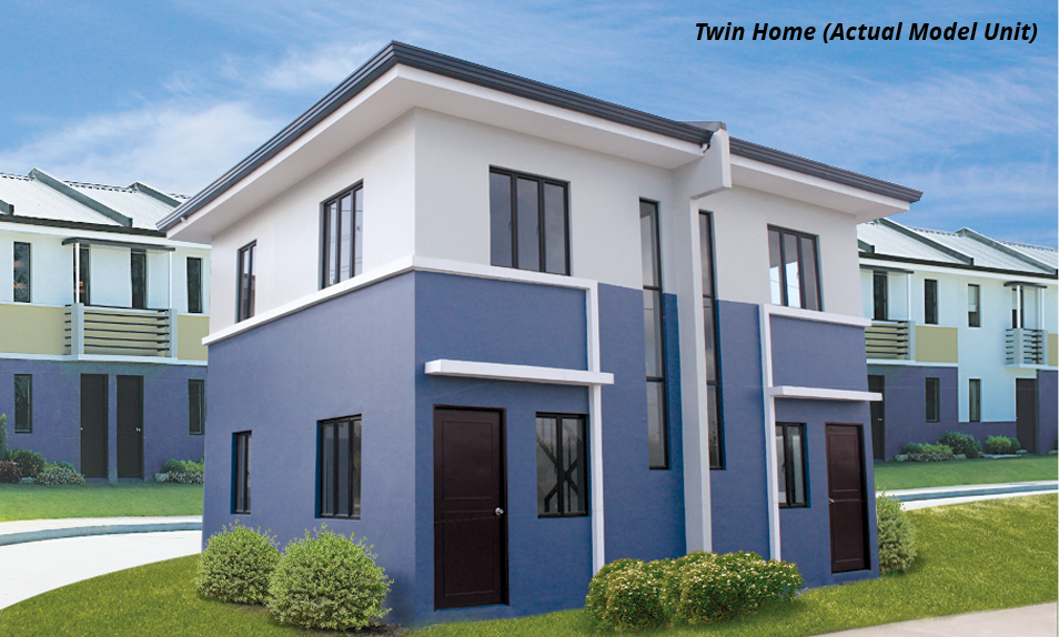 Twin Home (Actual Model Unit)